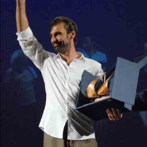 Premio Volonté - Fabrizio Gifuni - La valigia dell'attore 2012 - Foto Fabio Presutti