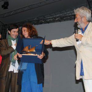Premio Volonte' 2011 - Luigi Lo Cascio, G. Gravina, G. Cabiddu -