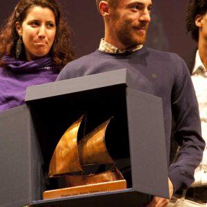 Premio Volonté - Elio Germano - La valigia dell'attore 2014 - Foto di Nanni Angeli