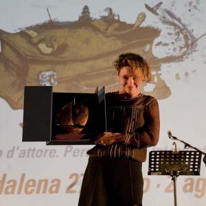 Premio Volonté - Jasmine Trinca - La valigia dell'attore 2015 - Foto di Nanni Angeli