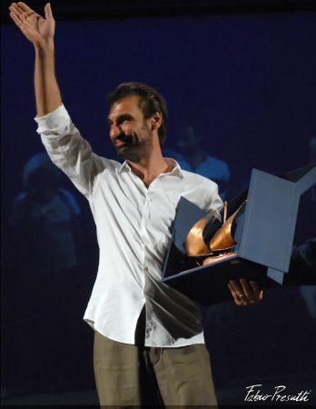 Premio Volonté - Fabrizio Gifuni - La valigia dell'attore 2012 - Foto di Fabio Presutti