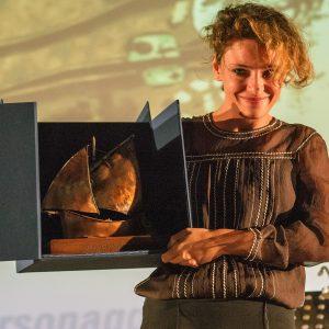 Premio Volonté - Jasmine Trinca - La valigia dell'attore 2015 - Foto di Fabio Presutti