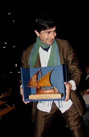 Premio Volonté - Luigi Lo Cascio - La valigia dell'attore 2011 - Foto di Eugenio Mangia