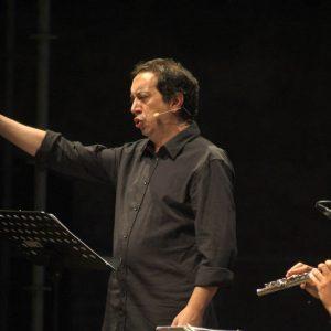 Egli Squarciò - Roberto Del Gaudio - La valigia dell'attore 2010 - Foto di Gianni Fano