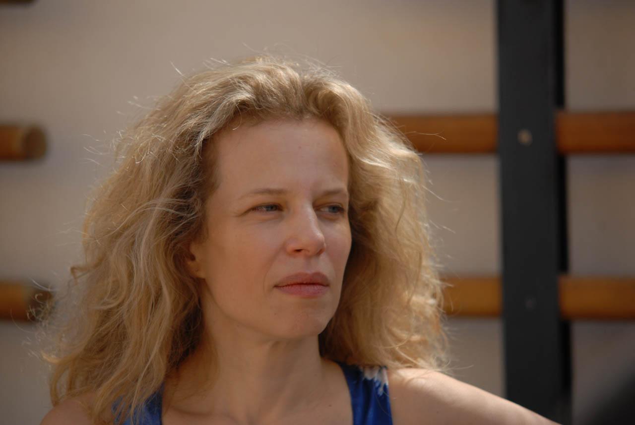 Sonia Bergamasco - La valigia dell'attore 2012 - Foto di Fabio Presutti