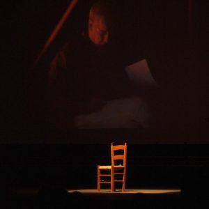 Egli Squarciò - Toni Servillo - La valigia dell'attore 2010 - Foto di G.Fano