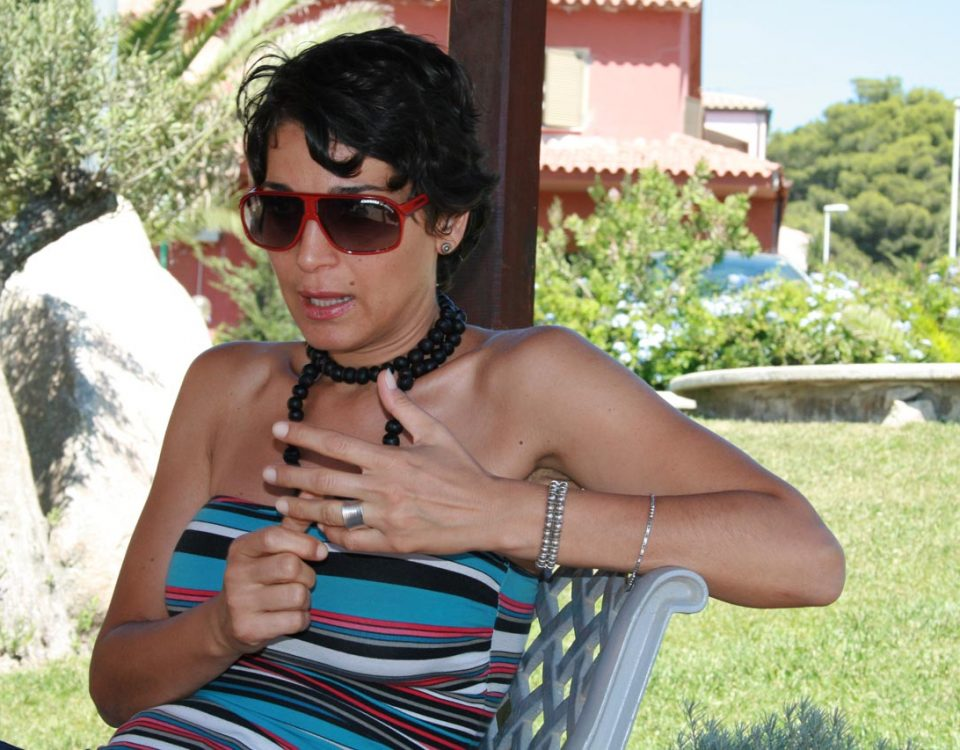 Donatella Finocchiaro - La valigia dell'attore 2009 - Foto di Marco Sedda