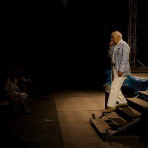 Giuliano Montaldo - La valigia dell'attore 2013 - Foto di Nanni Angeli