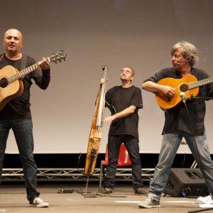 Paolo Rossi e I Virtuosi del Carso - La valigia dell'attore 2013 - Foto di Nanni Angeli