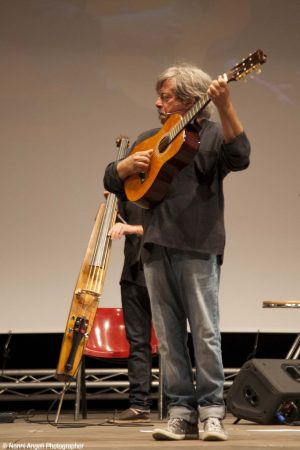 Paolo Rossi e I Virtuosi del Carso - La valigia dell'attore 2013 - Foto di Nanni Angeli 2