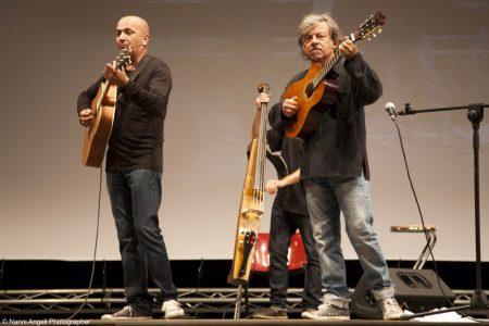 Paolo Rossi e I Virtuosi del Carso - La valigia dell'attore 2013 - Foto di Nanni Angeli 1