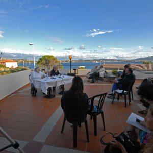 Conferenza stampa - La valigia dell'attore 2011 - Foto di Fabio Presutti