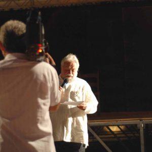Ferruccio Marotti - La valigia dell'attore 2008 - Foto di Fabio Presutti