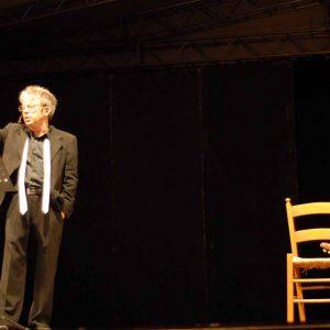 Sulla strada ancora - Paolo Rossi - La valigia dell'attore 2008 - Foto di Fabio Presutti 2