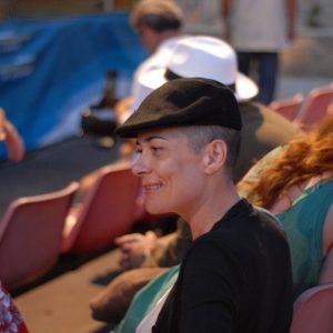 Sandra Ceccarelli - La valigia dell'attore 2008 - Foto di Fabio Presutti