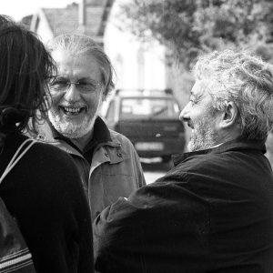 C.E.A.- Caprera - F. Laudadio, O. Gregoretti, G. Cabiddu - La valigia dell'attore 2006 - Foto di Tatiano Maiore