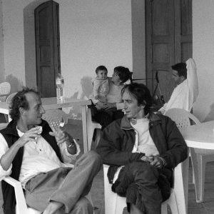 C.E.A.- Caprera - F. Origo, S. Rubini - La valigia dell'attore 2006 - Foto di Tatiano Maiore