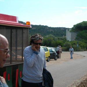 Borgo di Stagnali - Caprera - Sergio Rubini - La valigia dell'attore 2006 - Foto di Franco Rea 2
