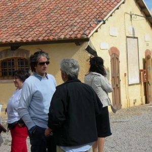 C.E.A.- Caprera - S. Rubini, G. Cabiddu - La valigia dell'attore 2006 - Foto di Franco Rea