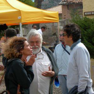 C.E.A.- Caprera - S. Rubini, F. Marotti, G. Gravina - La valigia dell'attore 2006 - Foto di Franco Rea