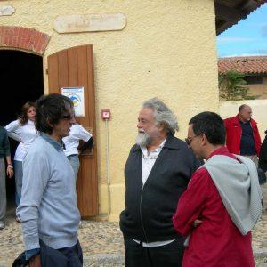 C.E.A.- Caprera - S. Rubini, F. Marotti, F. Deriu - La valigia dell'attore 2006 - Foto di Franco Rea