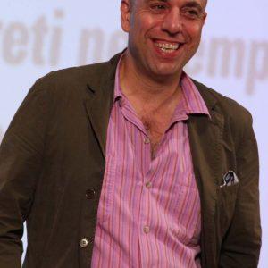 Paolo Virzì - La valigia dell'attore 2008 - Foto di D. Pirini