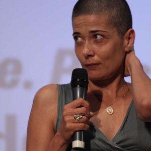 Sandra Ceccarelli - La valigia dell'attore 2008 - Foto di D. Pirini