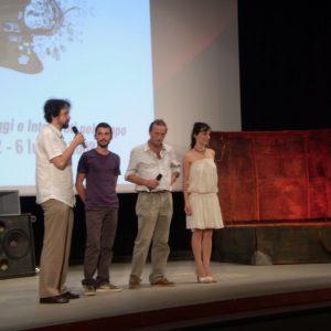 B. Sollazzo, N. Adamo, F. Origo, V. Carnelutti - La valigia dell'attore 2008 - Foto di