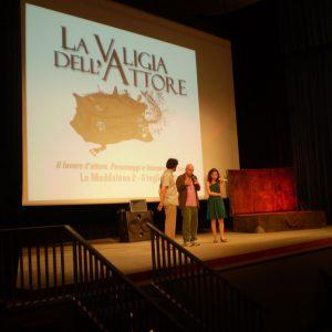 Sala Longobardo - B. Sollazzo, P. Virzì, I. Ragonese - La valigia dell'attore 2008 -