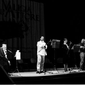 F. Marotti, Compagnia La botte e il Cilindro, Compagnia Cajca - La valigia dell'attore 2006 - Foto di Tatiano Maiore