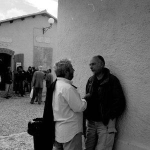 C.E.A.- Caprera - G. Cabiddu, F. Canu - La valigia dell'attore 2006 - Foto di Marco Navone