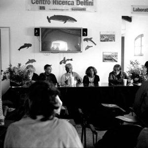 C.E.A.- Caprera - F. Laudadio, G. Gravina, G. Cabiddu, F. Deriu, F. Marotti - La valigia dell'attore 2006 - Foto di Marco Navone