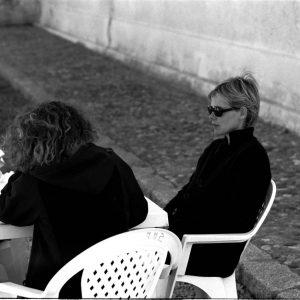 C.E.A.- Caprera - Barbora Bobulova - La valigia dell'attore 2006 - Foto di Marco Navone