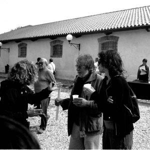 C.E.A.- Caprera - F. Laudadio, O. Gregoretti, G. Gravina - La valigia dell'attore 2006 - Foto di Marco Navone