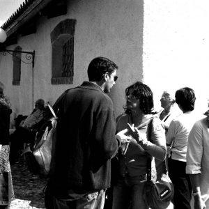 C.E.A.- Caprera - Paolo Merlini - La valigia dell'attore 2006 - Foto di Marco Navone