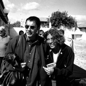 Paolo Merlini, Giovanna Gravina - La valigia dell'attore 2006 - Foto di Marco Navone