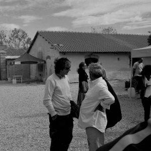 C.E.A.- Caprera - S. Rubini, G. Cabiddu - La valigia dell'attore 2006 - Foto di Marco Navone