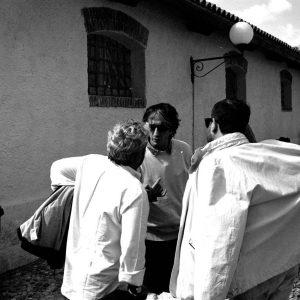 Rubini, G. Cabiddu, S. Maurizi - La valigia dell'attore 2006 - Foto di Marco Navone