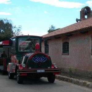 Borgo di Stagnali - Caprera - La valigia dell'attore 2006 - Foto di Franco Rea