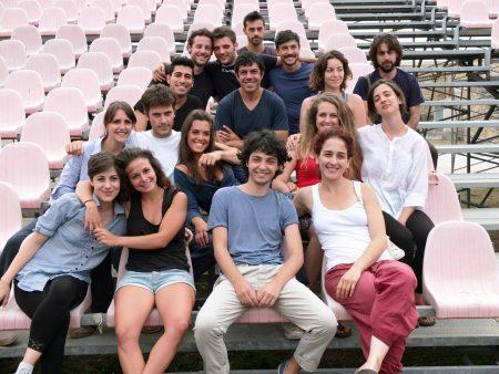 ValigiaLab 2012 - Laboratorio condotto da Pierfrancesco Favino - Foto di D. Sabatini