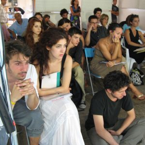 ValigiaLab 2010 - Laboratorio condotto da Toni Servillo - Foto di Desiree Sabatini
