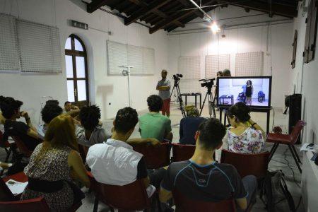 ValigiaLab 2014 Laboratorio condotto da Elio Germano - Foto di Fabio Presutti