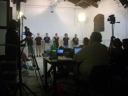 ValigiaLab 2011 Laboratorio condotto da Paolo Rossi - Foto di G.G.