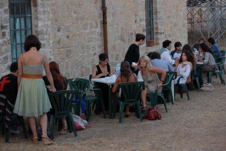 ValigiaLab 2010 - Laboratorio condotto da Toni Servillo - Foto di Fabio Presutti