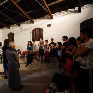 ValigiaLab 2013 - Laboratorio condotto da Sonia Bergamasco - Foto di Fabio Presutti
