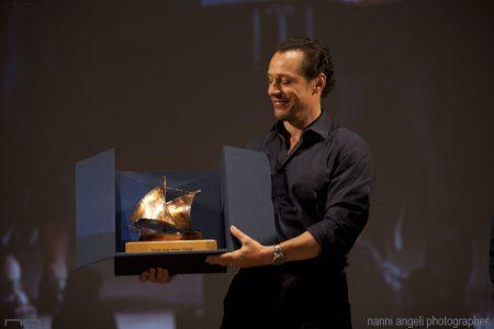 Premio Volonté - Stefano Accorsi - La valigia dell'attore 2016 - Foto di Nanni Angeli