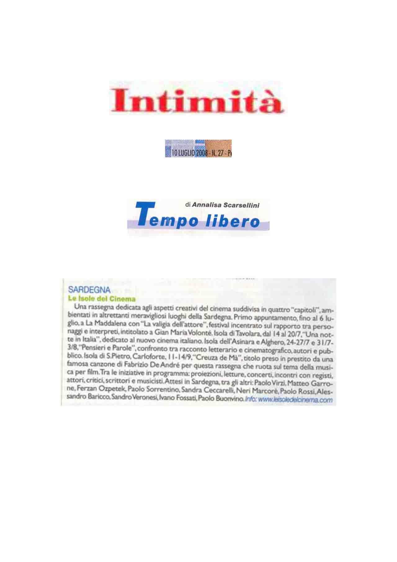 03-07-08 Intimità