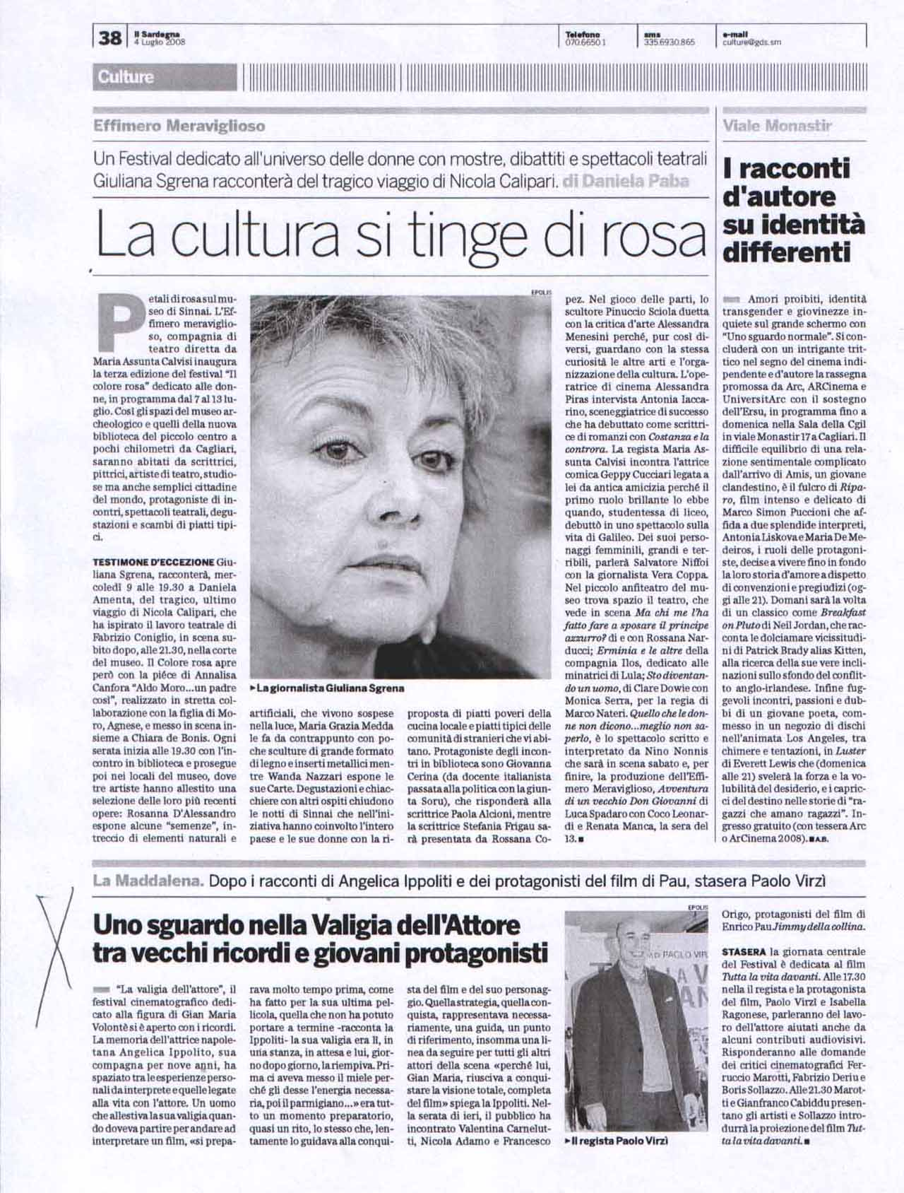 04-07-08 Il Sardegna Culture  1 - Copia