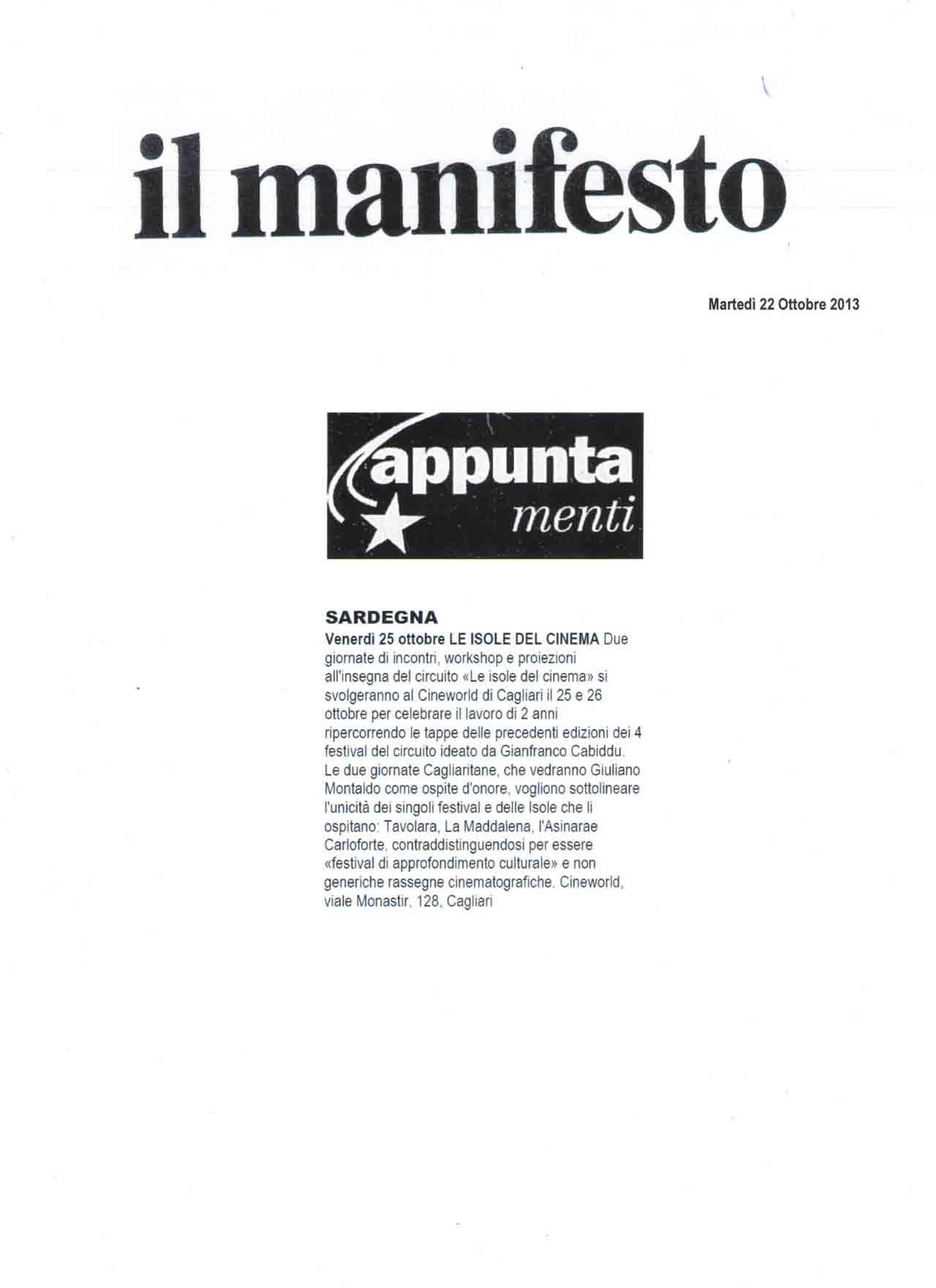026 Il Manifesto