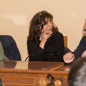 10 Dicembre 2016 - La valigia dell'attore - Secondo Atto - Incontro con le scuole - Francesca Solinas - Annamaria Granatello - Antonio Medici